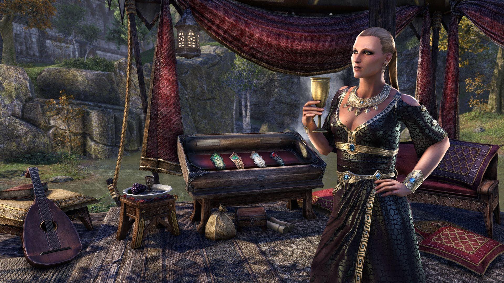 Elder Scrolls Online Halloween Guide 2020 Guide to Event Tickets & Rewards   The Elder Scrolls Online