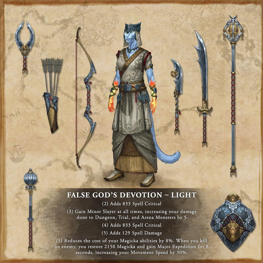 The False God - Sanguine's Sentinels