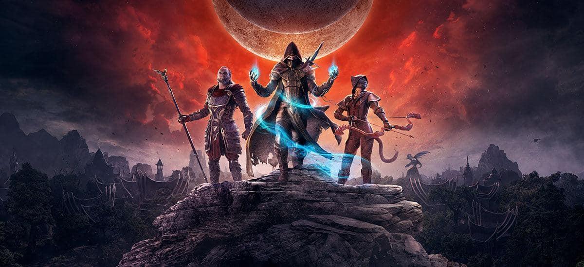 Home - The Elder Scrolls Online