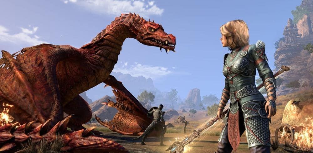 Update 22 - The Elder Scrolls Online