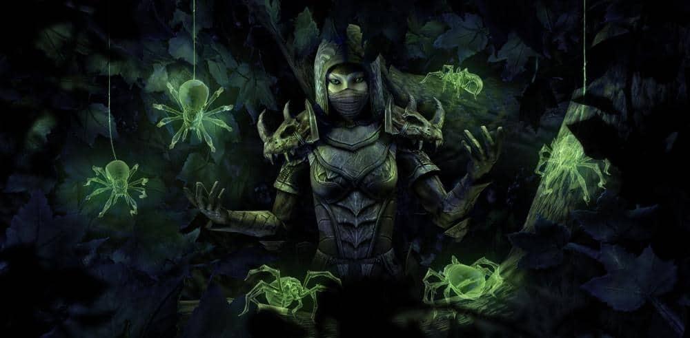 Meet the Character—Selene - The Elder Scrolls Online