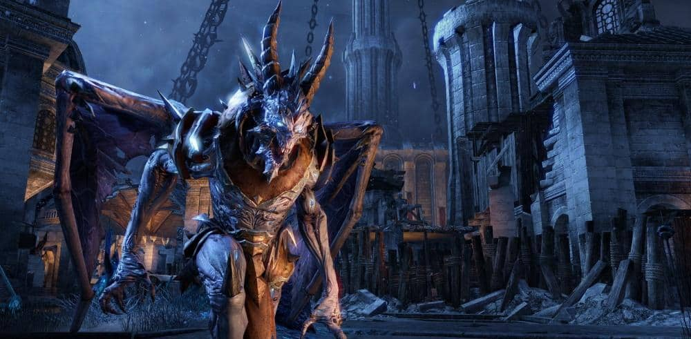 Get the Imperial City DLC Free & Earn Bonus Rewards During