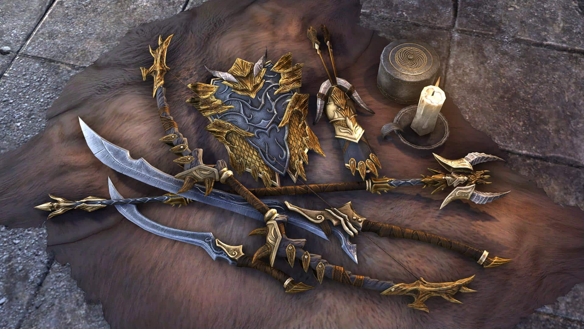 Crown Store Showcase October 2019 The Elder Scrolls Online Weapons and armor in elder scrolls online can come with a number of traits. crown store showcase october 2019