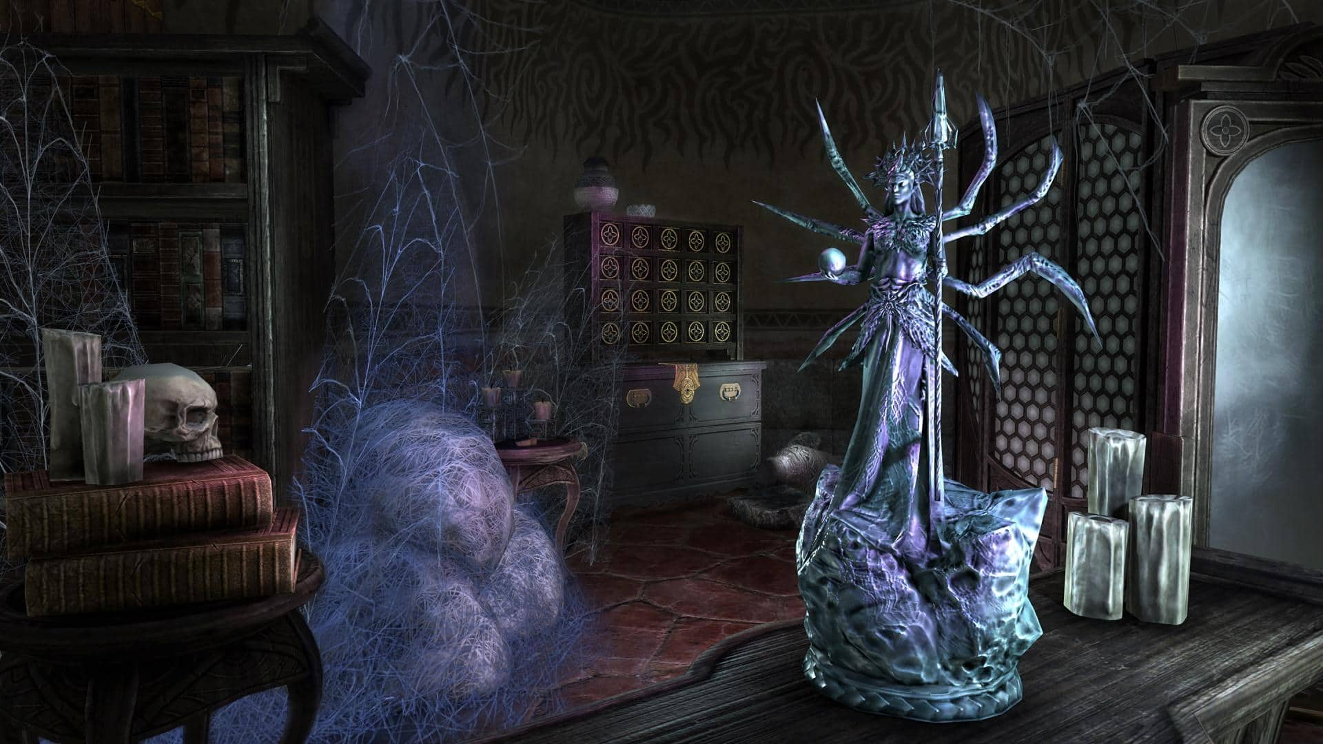 Eso Halloween House 2020 Crown Store Showcase—October 2019   The Elder Scrolls Online