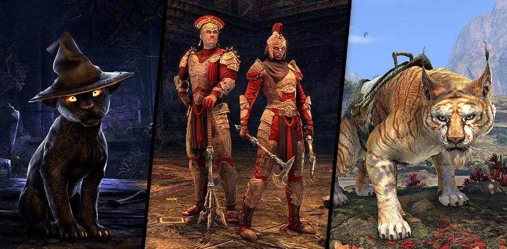Eso 2020 Halloween Drops Crown Store Showcase—October 2019   The Elder Scrolls Online