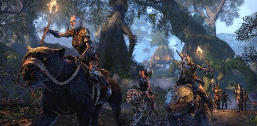Исследуйте Тамриэль бесплатно в течение ограниченного времени в The Elder Scrolls Online