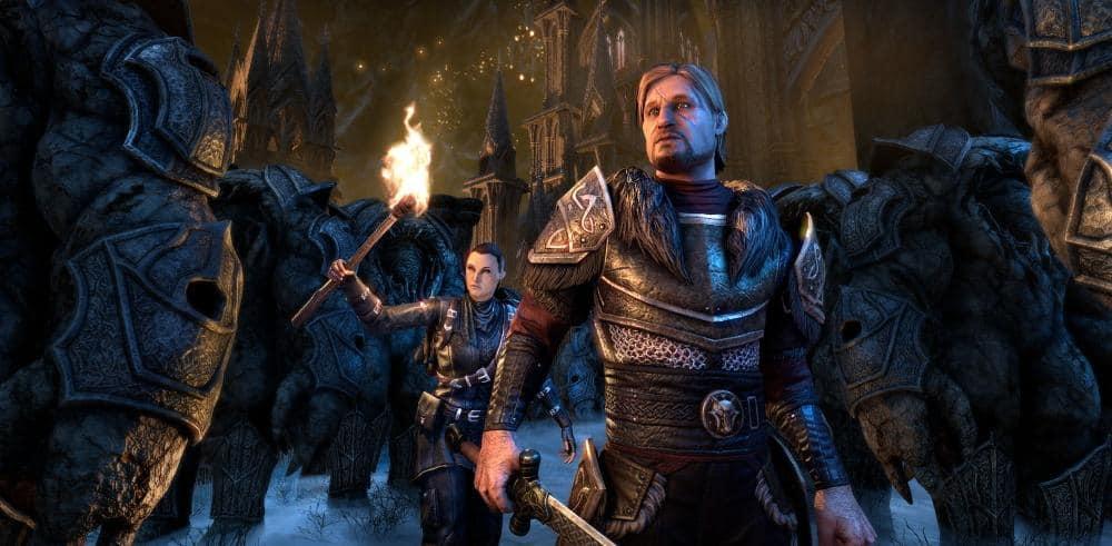 Confront Skyrim's Dark Heart in the Greymoor Chapter's Gothic Storyline -  The Elder Scrolls Online