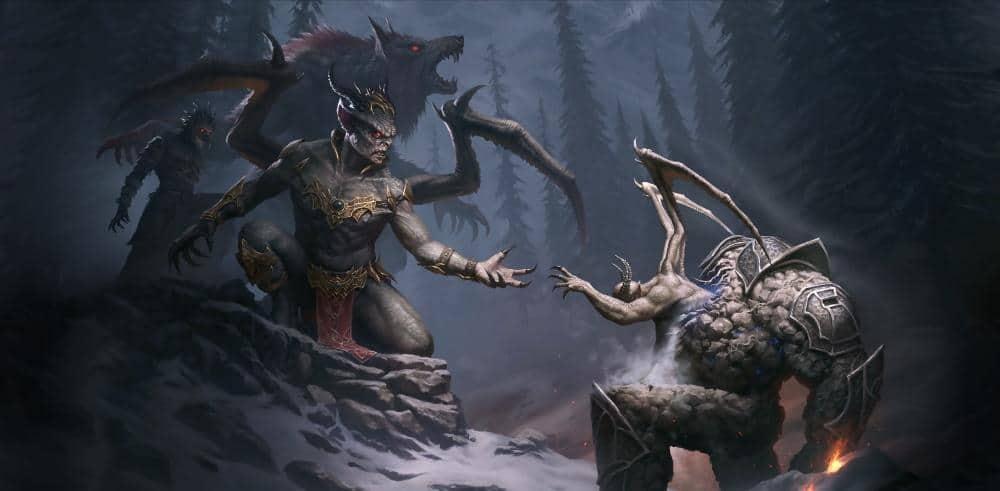 The Elder Scrolls Online: Greymoor & Update 26 Now Live on PC/Mac