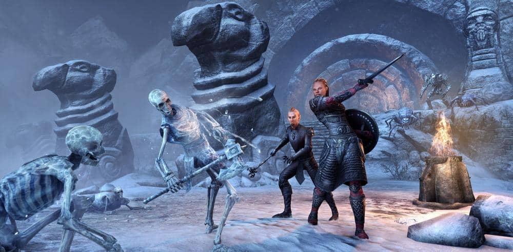 Getting Started in The Elder Scrolls Online: Greymoor - The Elder Scrolls  Online