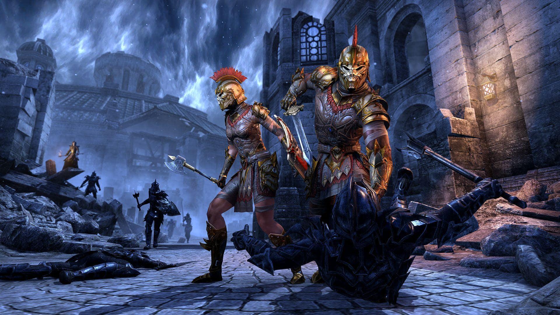 Стиль брони дозорных Нулевого легиона