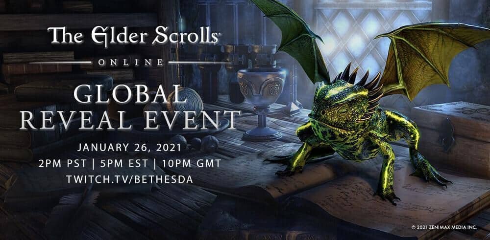 Watch the Gates of Oblivion Global Reveal Event & Get a Free Pet!