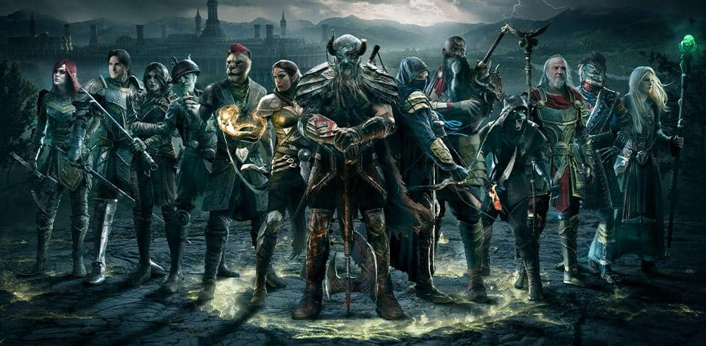 ESO: Console Enhanced Now Live for Xbox Series X S and PlayStation 5!