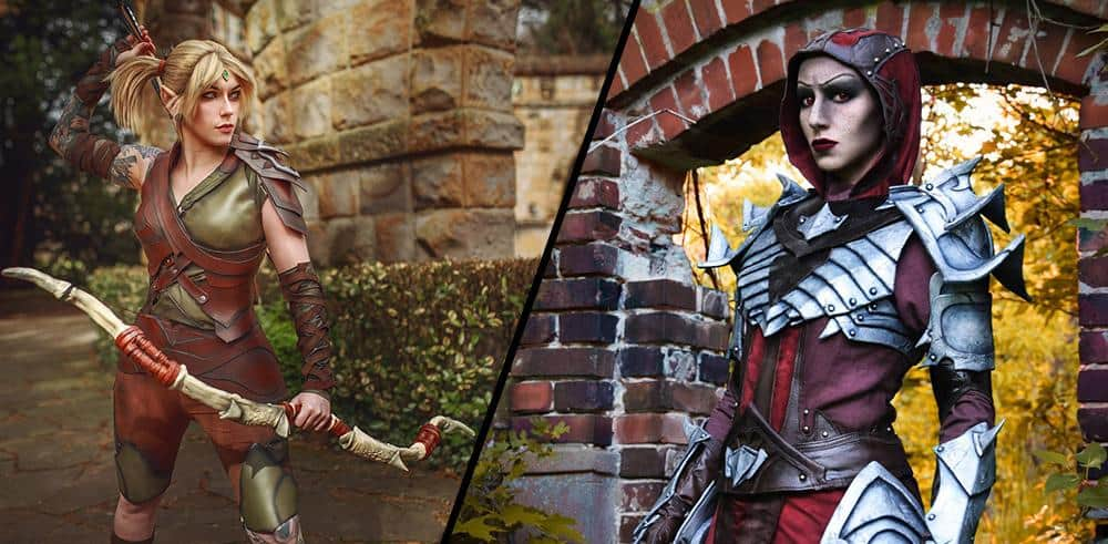 Two Amazing Cosplayers Bring Your Favorite Blackwood Characters to Life
