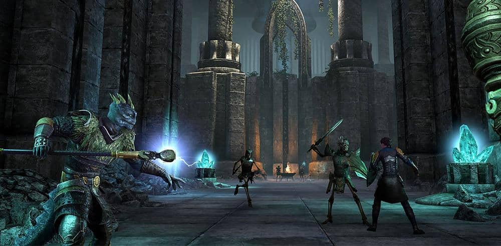 Watch the ESO Community Team Explore Blackwood with Alienware