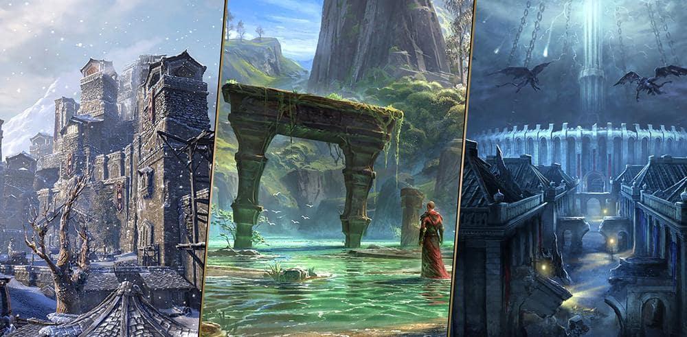 В The Elder Scrolls Online стартовало событие Year One Celebration
