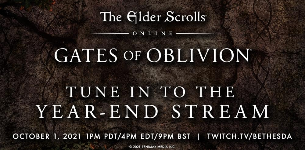 Dive Deep into the Deadlands During the Gates of Oblivion Year-End Stream