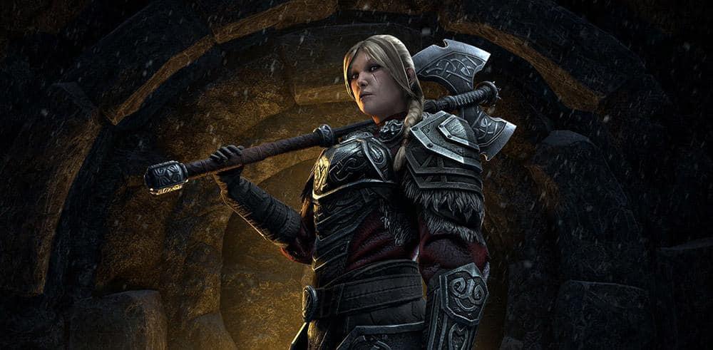Watch Gaming Organization Female Legends Interview ZOS Developer Chelsea Bromery & Explore ESO