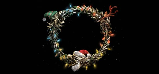 happy holidays the elder scrolls online