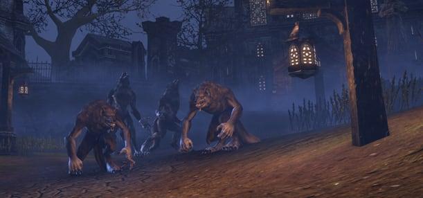 Creating ESO: Werewolf - The Elder Scrolls Online