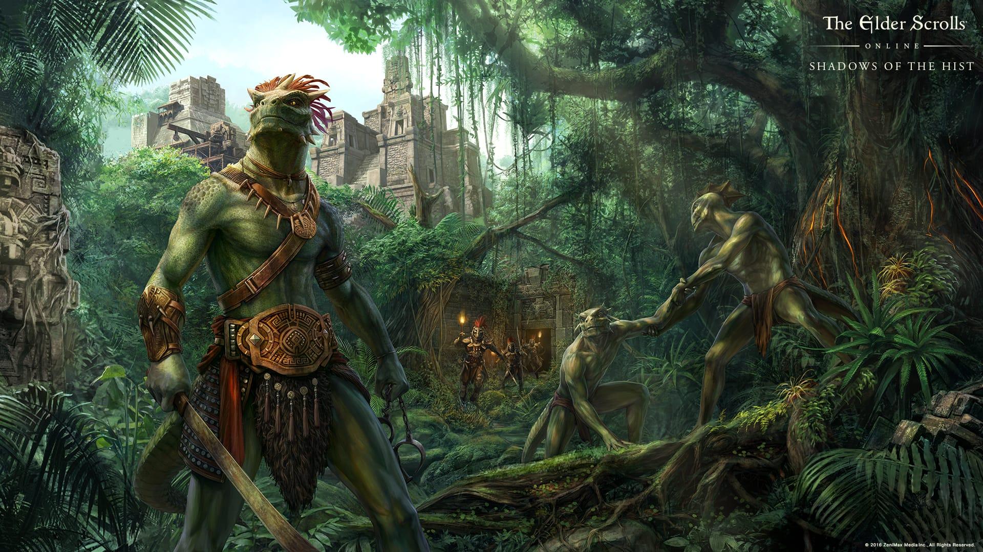 Wallpapers - The Elder Scrolls Online