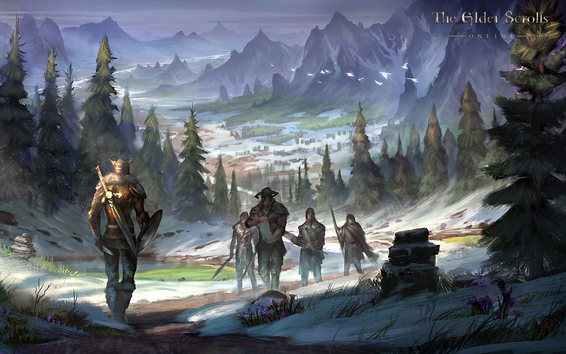 Wallpapers The Elder Scrolls Online